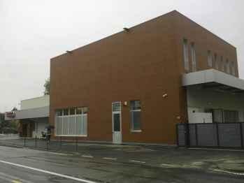 Instalación de fachadas ventiladas de madera certificada - CANO 2