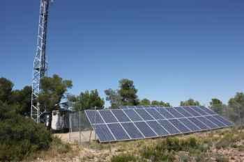 Eficiencia energética para estaciones aisladas de telefonía móvil - Fase 1