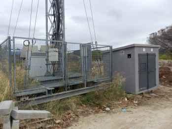 Eficiencia energética para estaciones aisladas de telefonía móvil  - Fase 3