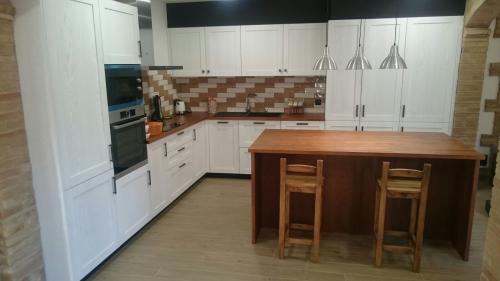 Rehabilitación de vivienda con madera certificada - CANO 5