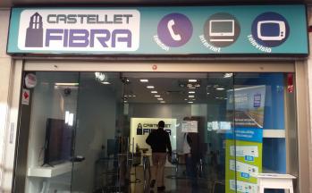 Ampliación de la red de fibra óptica de Sant Vicenç de Castellet - Fase 1