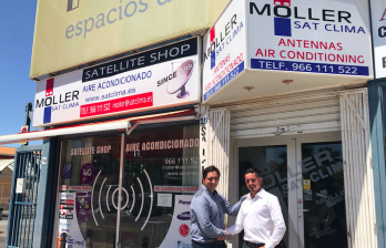 Redes de fibra óptica en Alicante - FIBERMOLLER