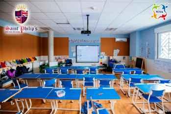 Ampliación y sostenibilidad en Saint Philip's British School
