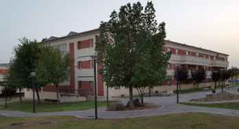 Reforma de la fachada en edificio de viviendas de Sevilla