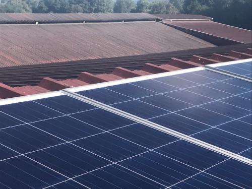 Energía fotovoltaica para explotación ganadera - GANADEZA