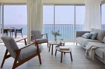Mobiliario de madera sostenible para cadena hotelera - CANO 8