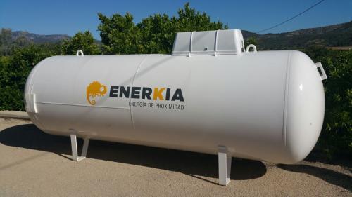 Red local de energía para población aislada - ENERKIA