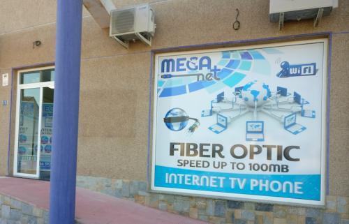 Redes de fibra óptica en la provincia de Alicante