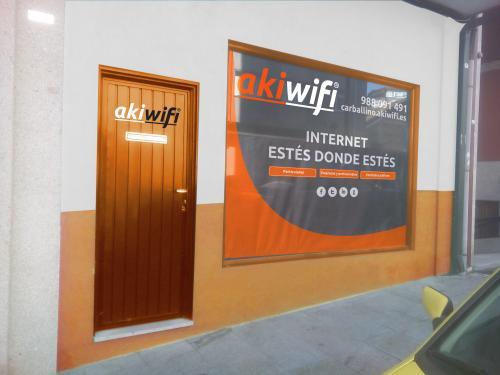 Internet para zonas rurales de Galicia
