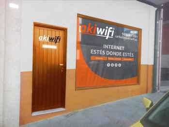 Internet para zonas rurales de Galicia - Akiwifi