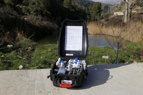 Fabricación de equipos de potabilización de agua - WATEROLOGIES