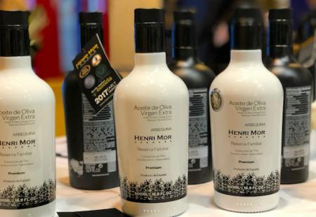 Nueva línea de envases de aceite - HENRI MOR-2