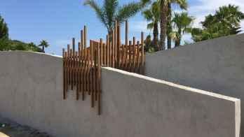 Cerramientos exteriores de madera certificada para camping, Fase 2. FUSTERIA CANO-12