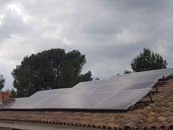 Energía solar aislada para camping  - ENERKIA-3