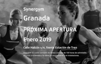 Nuevo gimnasio Synergym Granada