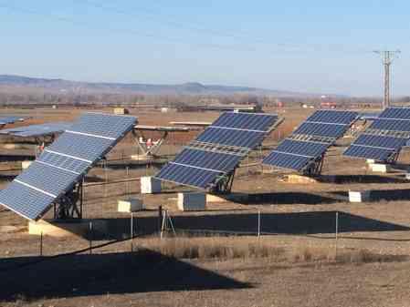 Préstamo a planta solar de Teruel para construir vivienda social en Brasil