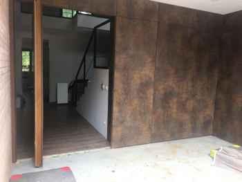 Fachada de madera termotratada. FUSTERIA CANO-14