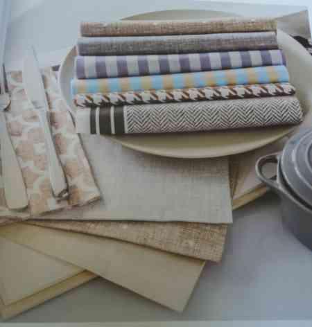 Nueva línea de servilletas de algodón compostable - DALIA TEXTIL