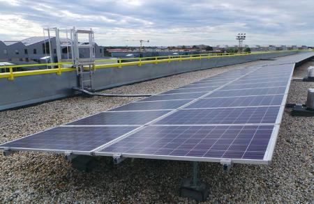 Autoconsumo solar para comunidad de propietarios