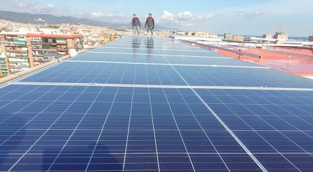 Autoconsumo solar para comunidad de propietarios C/ Huelva 108