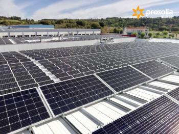 Autoconsumo solar para empresa con cámaras frigoríficas