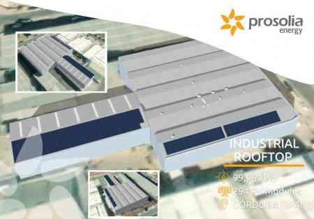 Autoconsumo solar para empresa manufacturera de Córdoba