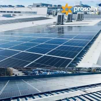Autoconsumo solar para Frigoríficos Villajoyosa