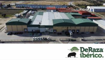 Energía solar para empresa de alimentación - Deraza Ibérico